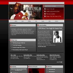 2Pac Shakur- StrictlyBallin.net