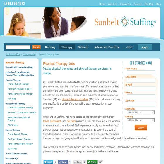Sunbelt Staffing