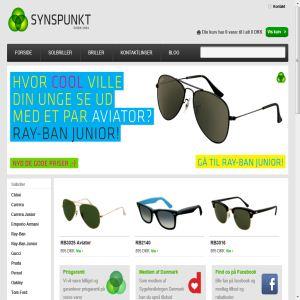 Kontaktlinser - Briller & Solbriller