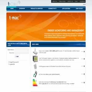 Remote monitoring, energy metering