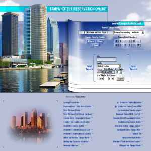 Tampa Hotels Directory