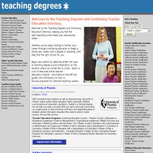 Teacher Certification Schools