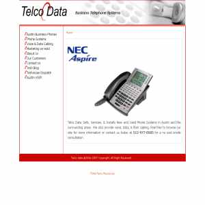 Telco Data Austin | Business Telephone Systems