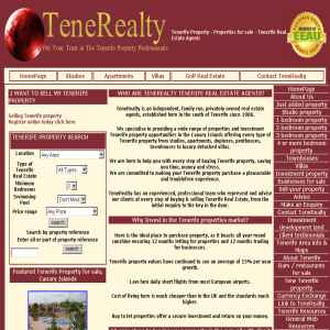 Tenerife Property sales