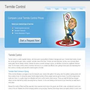 Pest Control Termite