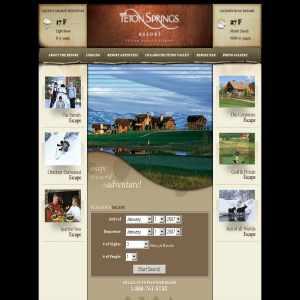 Idaho Resorts