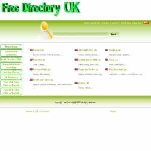 The Free Directory UK