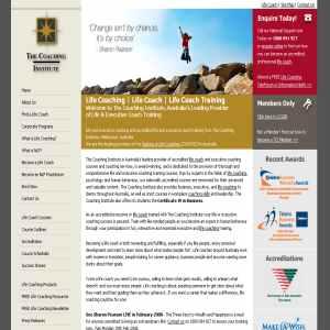 The Coaching Institute | Life Coaching