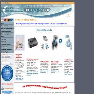 The CPAP Shop - CPAP Masks