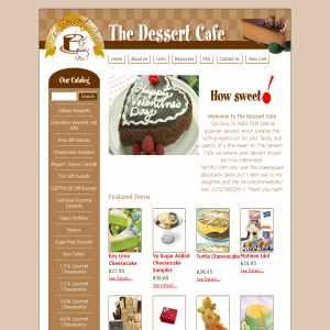 The Dessert Cafe