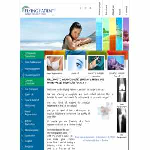 Cosmetic Surgery | theflyingpatient.com
