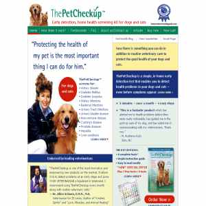 ThePetCheckup | Home Urine Health Test for Dogs & Cats