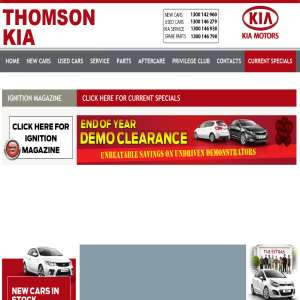 Kia dealers in Sydney