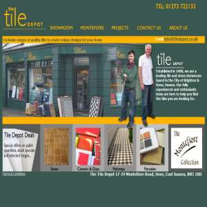 Tile Depot Kitchen Wall Tiles