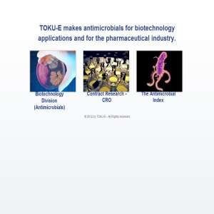 TOKU-E - The Evolution of Biopurity
