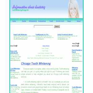Tooth Whitening Chicago