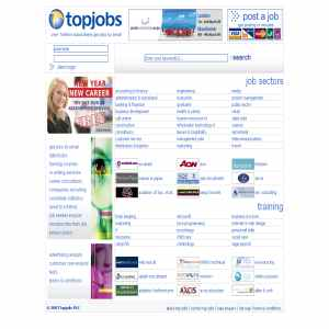Top jobs UK Job Search