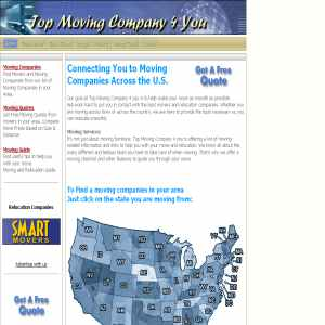 Moving Companies, Find Movers In Your Area