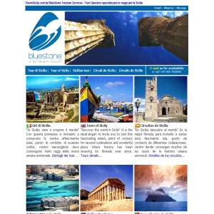 Tourinsicily - BlueStone Tourism Services