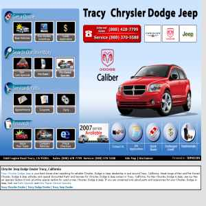 Tracy Chrysler Jeep