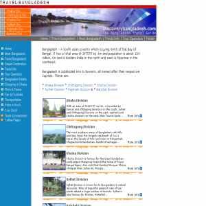 Travel Bangladesh | Travel Info & Tourist Spots Of Bangladesh