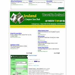 Ireland Self catering | Ireland holiday homes Ireland Cottages