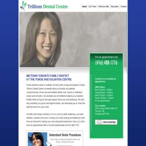 Dentist Toronto - Trillium Dental Centre