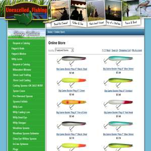 Fishing Lures | Fishing Rods and lures