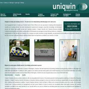 Uniqwin Security