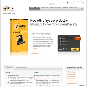 Norton Anti Virus Software