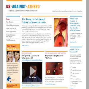 Get Smart about Atherosclerosis