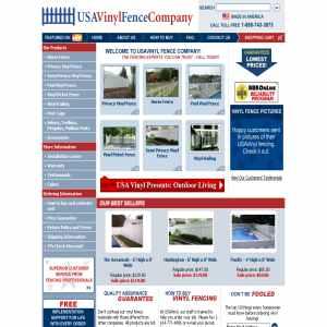 Vinyl Fences & Privacy Fence