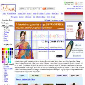 Australia sarees online - wedding bridal sari saree
