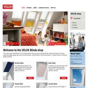 Velux Blinds Direct - Officiel UK Velux Outlet