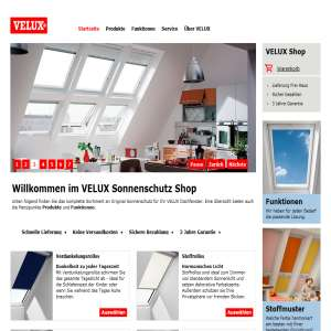 Velux blinds - Official webshop Austria