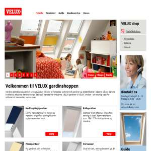 Velux official webshop