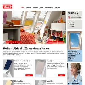 Velux Blinds official Dutch webshop