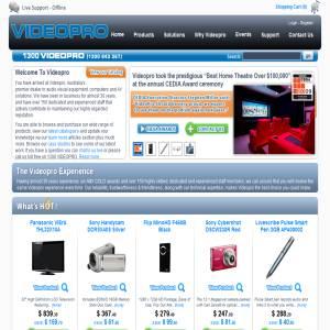 Videopro AV Equipment