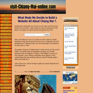 Visit Chiang Mai Online