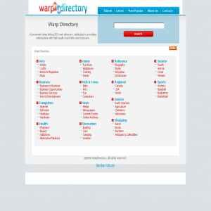 Warp Directory