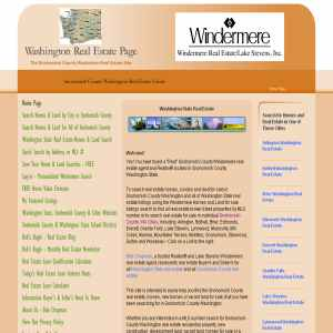 Snohomish County Washington Real Estate Guide
