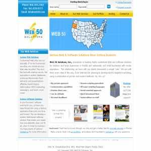 Web50.com - Web design Company Florida