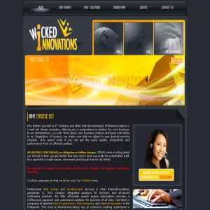 Professional Web Design & Development