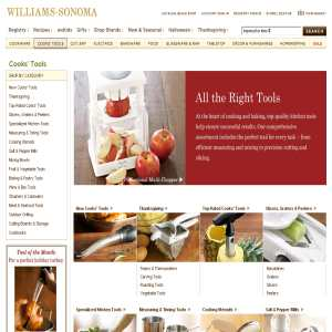 Kitchen Utensils - Williams-Sonoma