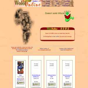an essay on the wolof Literature, most generically, is any body of written works essays an essay consists of a discussion of a topic from an author's personal point of view.