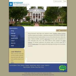 Virginia Resorts: Virginia Crossings Hotel Conference Center