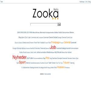 Zooka.dk - Danish feeds & weblogs
