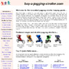 Buy a Jogging Stroller.com