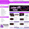 LED sign supply online