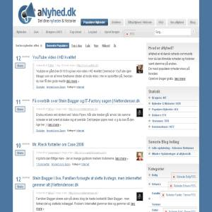 News in Denmark - aNyhed Nyheder